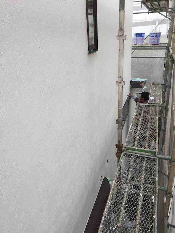 外壁も仕上がりました_a0148909_1257564.jpg