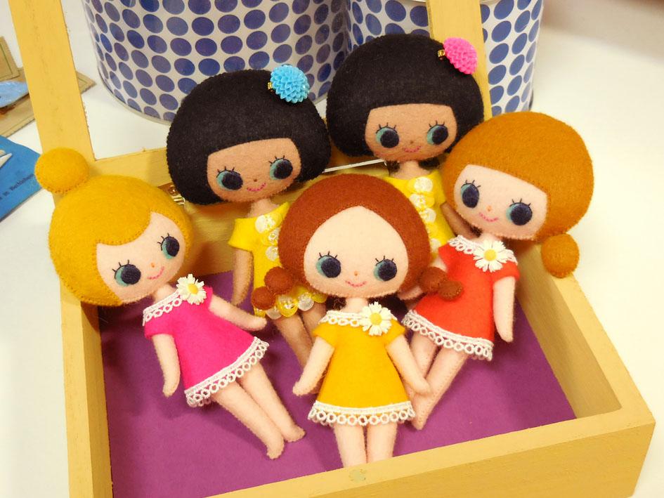 フェルトの人形など♪_e0147421_20422830.jpg