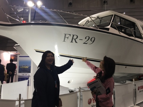 JAPAN INTERNATIONAL BOAT SHOW 2016 in 横浜 その3-1_a0132631_11404035.jpg