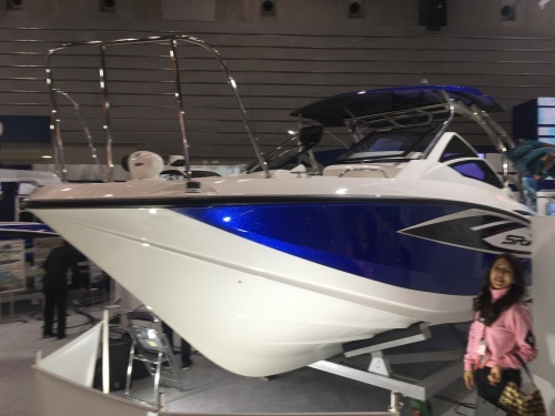 JAPAN INTERNATIONAL BOAT SHOW 2016 in 横浜 その3-1_a0132631_11410236.jpg