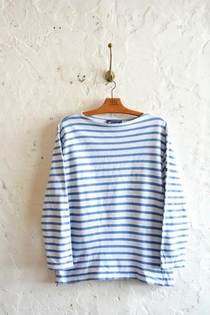 French marine border long sleeve t-shirts _f0226051_14473067.jpg