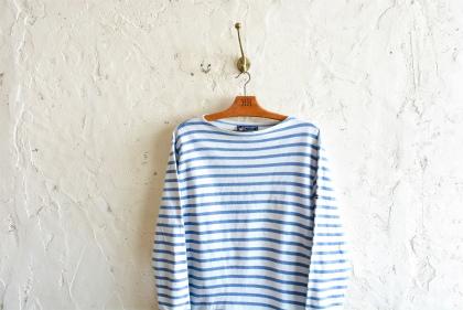 French marine border long sleeve t-shirts _f0226051_14474436.jpg
