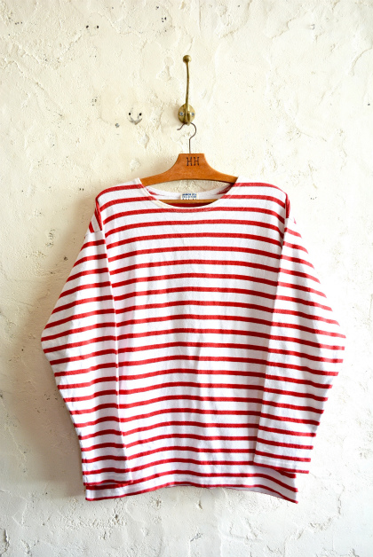 French marine border long sleeve t-shirts _f0226051_1459104.jpg
