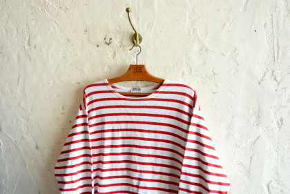 French marine border long sleeve t-shirts _f0226051_14594496.jpg
