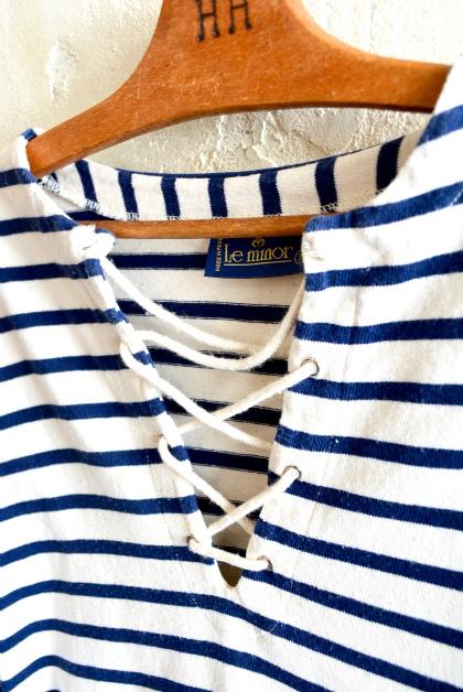 French marine border long sleeve t-shirts _f0226051_15111473.jpg
