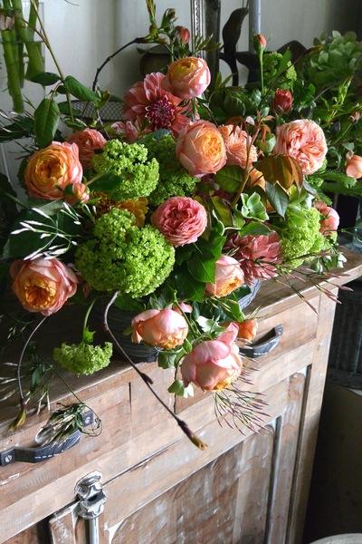 ご注文のお花たち。。。_a0229658_15344174.jpg