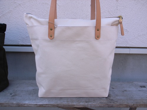 Winter Session ジップトートバック (ZIP-TOP TOTE)_d0334060_1351393.jpg