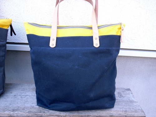 Winter Session ジップトートバック (ZIP-TOP TOTE)_d0334060_13535430.jpg