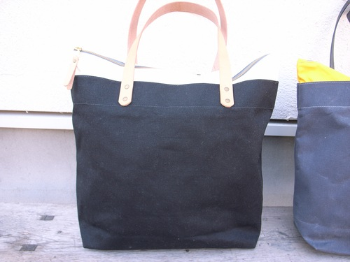 Winter Session ジップトートバック (ZIP-TOP TOTE)_d0334060_13542376.jpg