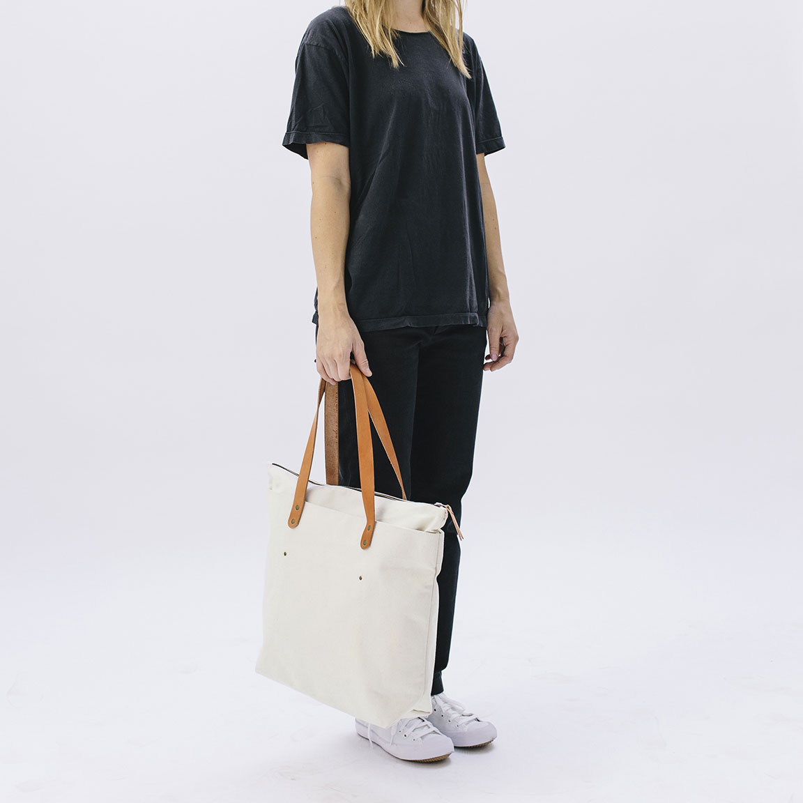 Winter Session ジップトートバック (ZIP-TOP TOTE)_d0334060_13575341.jpg