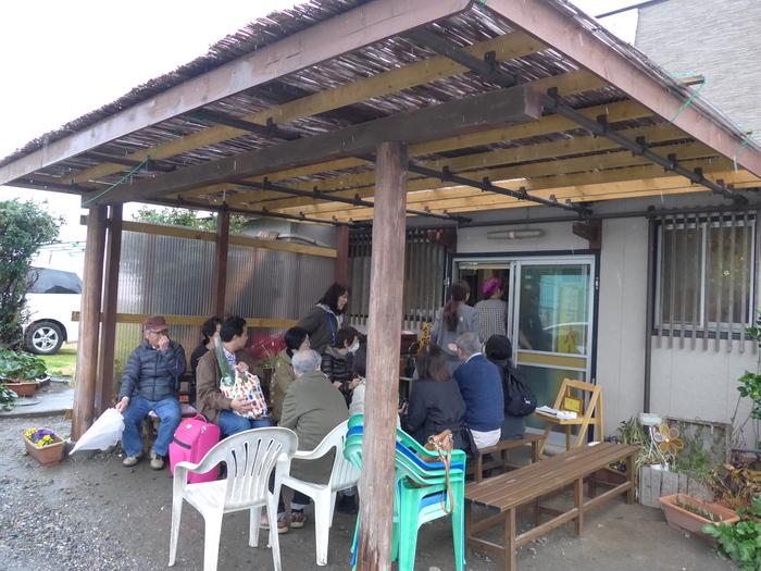 千葉県浜金谷「黄金アジ さすけ食堂」へ行く。_f0232060_15272715.jpg