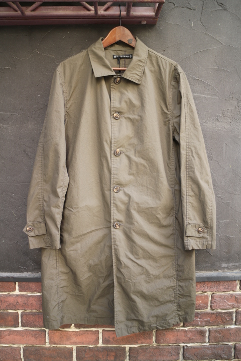 "【NEW ARRIVAL】-Audience-""Horse Cloth\"" Stand Fall Collor Coat _b0121563_13313830.jpg"