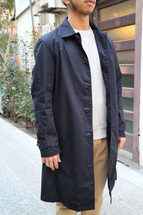 "【NEW ARRIVAL】-Audience-""Horse Cloth\"" Stand Fall Collor Coat _b0121563_1558521.jpg"