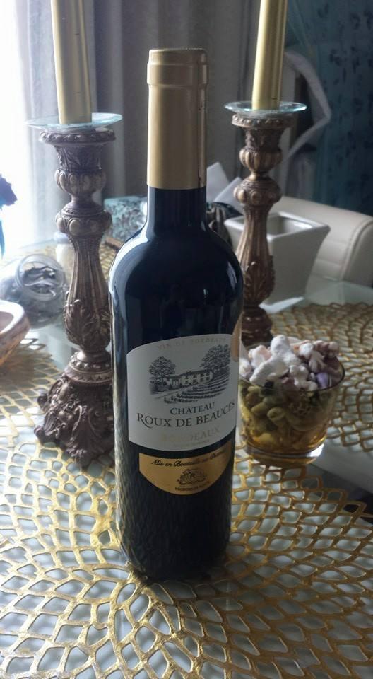 トリプル金賞のワイン ROUX DE BEAUCES★★★★★ _f0186787_23372984.jpg