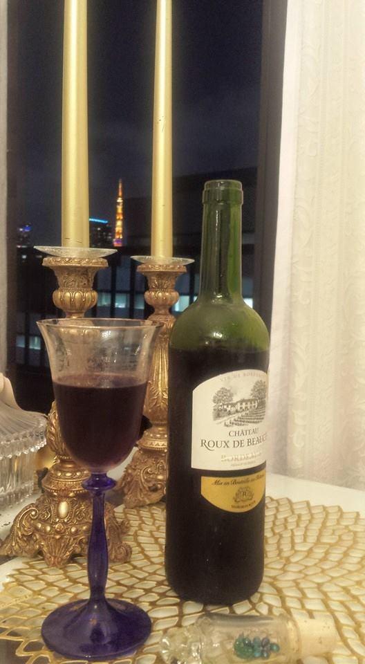 トリプル金賞のワイン ROUX DE BEAUCES★★★★★ _f0186787_23376100.jpg