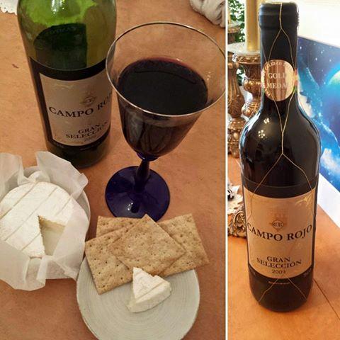 自分用にワイン評価を記録していこうと・・・ CAMPO ROJO 2009★★★_f0186787_233996.jpg