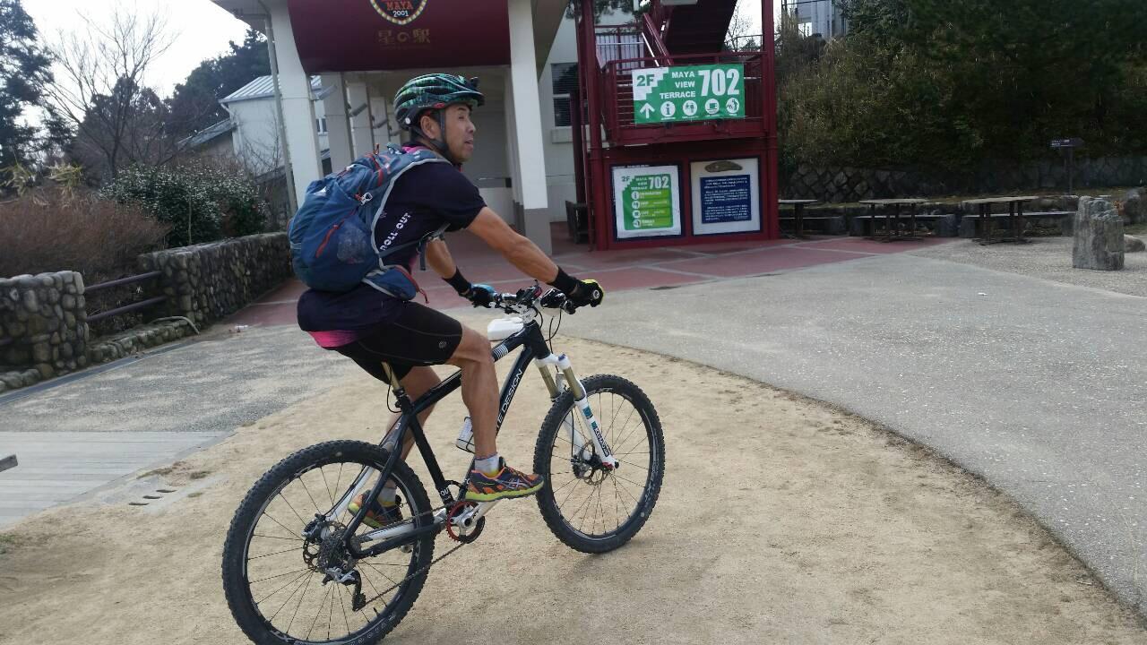 2016.03.08(火) 高級サイクリング(六甲往復)_a0062810_15462146.jpg