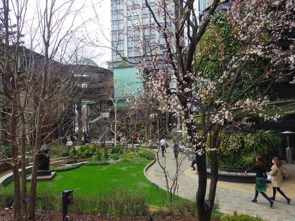 春、ちょこっと東京へ_b0215321_19544613.jpg