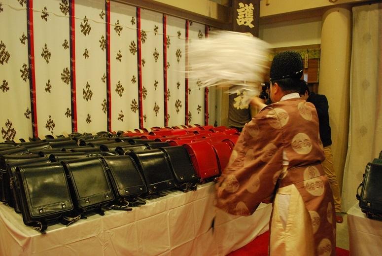 勧学祭 ランドセル清祓・感謝祭_f0067122_16160452.jpg
