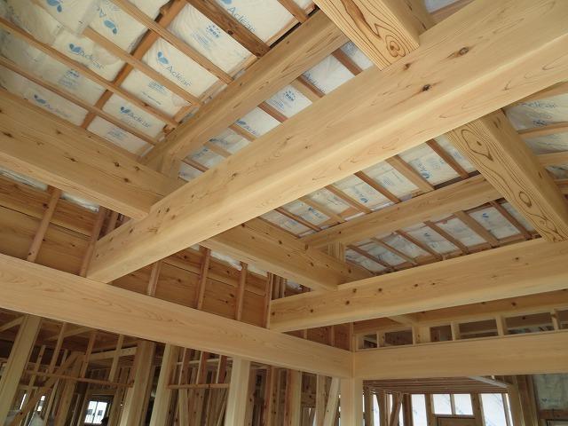 大屋根の本格和室の家⑧(上棟式、サッシ工事)+見学会のご案内_c0220930_08243502.jpg