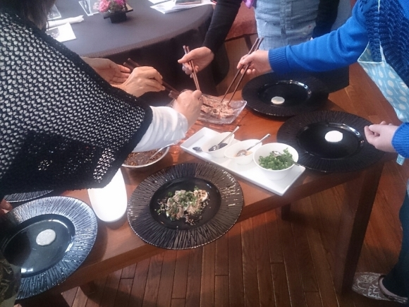 ローストビーフを楽しむ食卓(1回完結)_f0323446_22293834.jpg