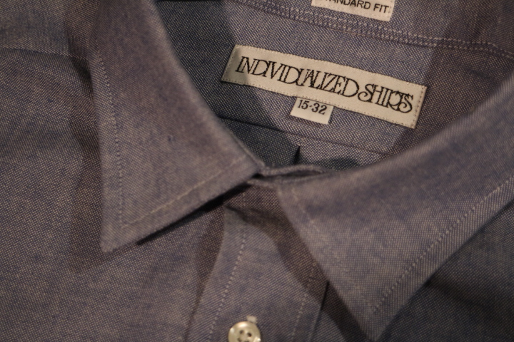 【NEW ARRIVAL】 -INDIVIDUALIZED SHIRTS-_b0121563_14593771.jpg