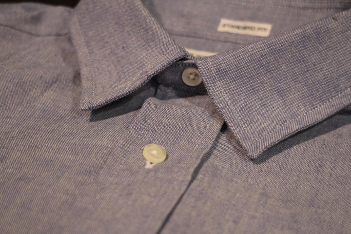 【NEW ARRIVAL】 -INDIVIDUALIZED SHIRTS-_b0121563_151955.jpg