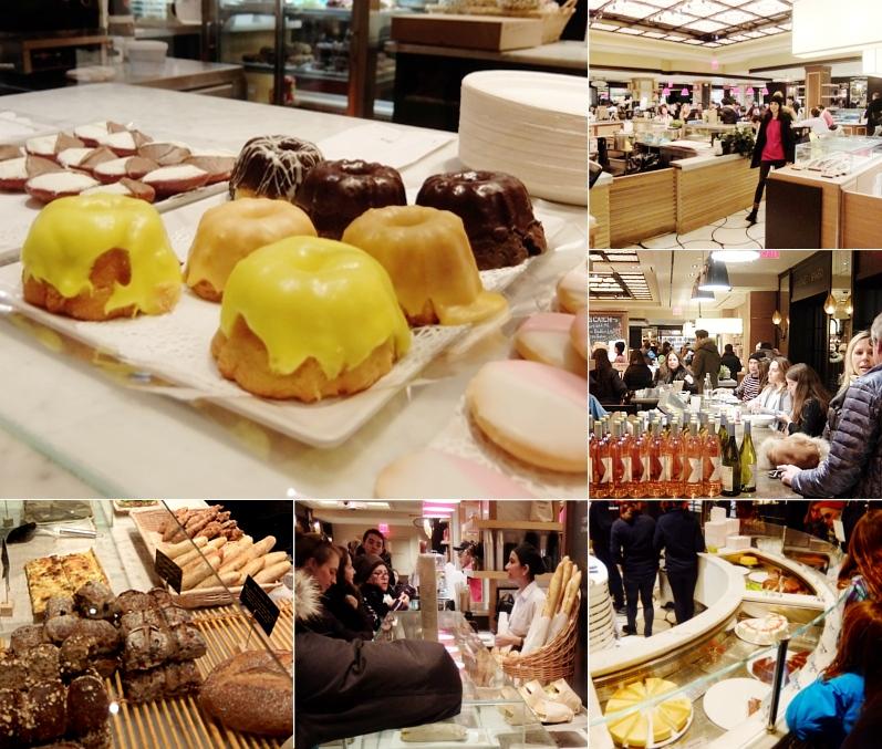 ご家族で楽しめる老舗高級ホテルの地下フードコート、The Plaza Food Hall_b0007805_1164958.jpg