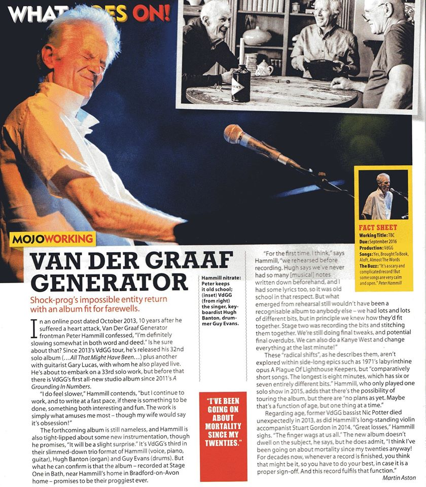 Van der Graaf Generator 新譜、9月リリース_e0081206_1575721.jpg