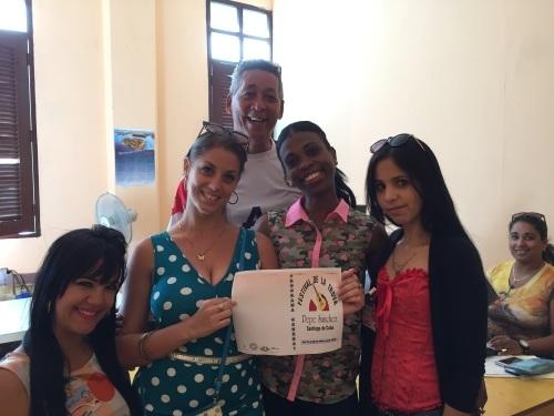 トローバ国際音楽祭通信 #カリブ海 #キューバ #サンティアゴ・デ・クーバ #トローバ #音楽祭 #オリエンテ_a0103940_08342161.jpg