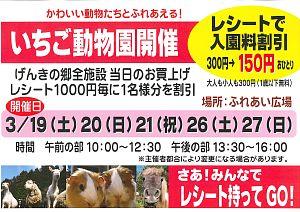 いちご動物園開園_c0141652_940533.jpg