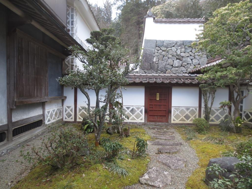 岡山・兵庫 建築視察(1)西江邸_c0310571_22353028.jpg