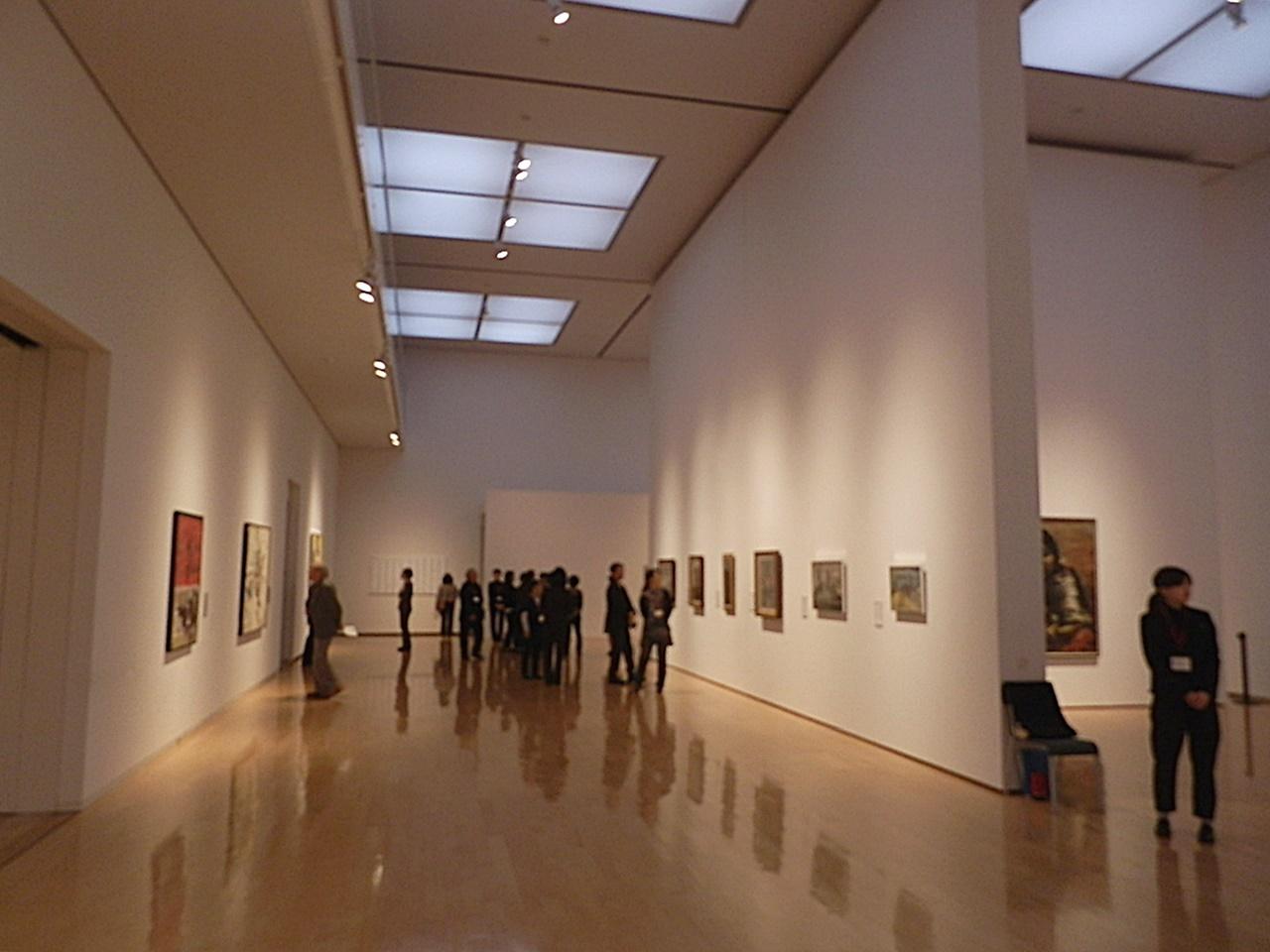 ◆『中西勝展』始まりました・・兵庫県立美術館_e0154682_23150453.jpg