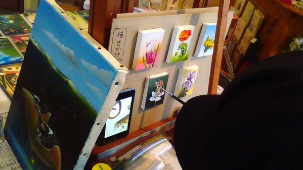 s.ukawaさんライブペイント作品完成しました!個展は3月21日迄_d0322493_22515190.png