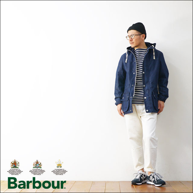 Barbour[バブアー] DENIM DURHAM SL [SMB005] MEN\'S_f0051306_13213847.jpg