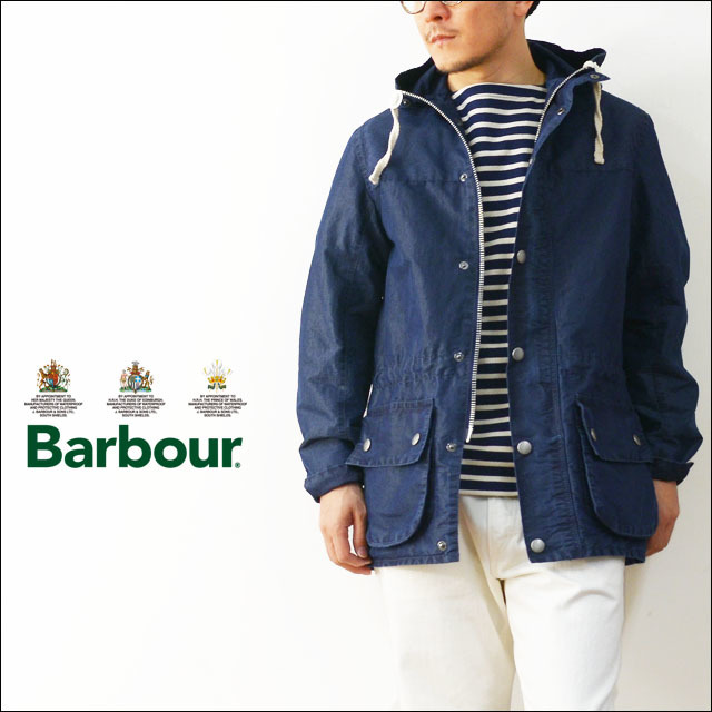 Barbour[バブアー] DENIM DURHAM SL [SMB005] MEN\'S_f0051306_13213879.jpg