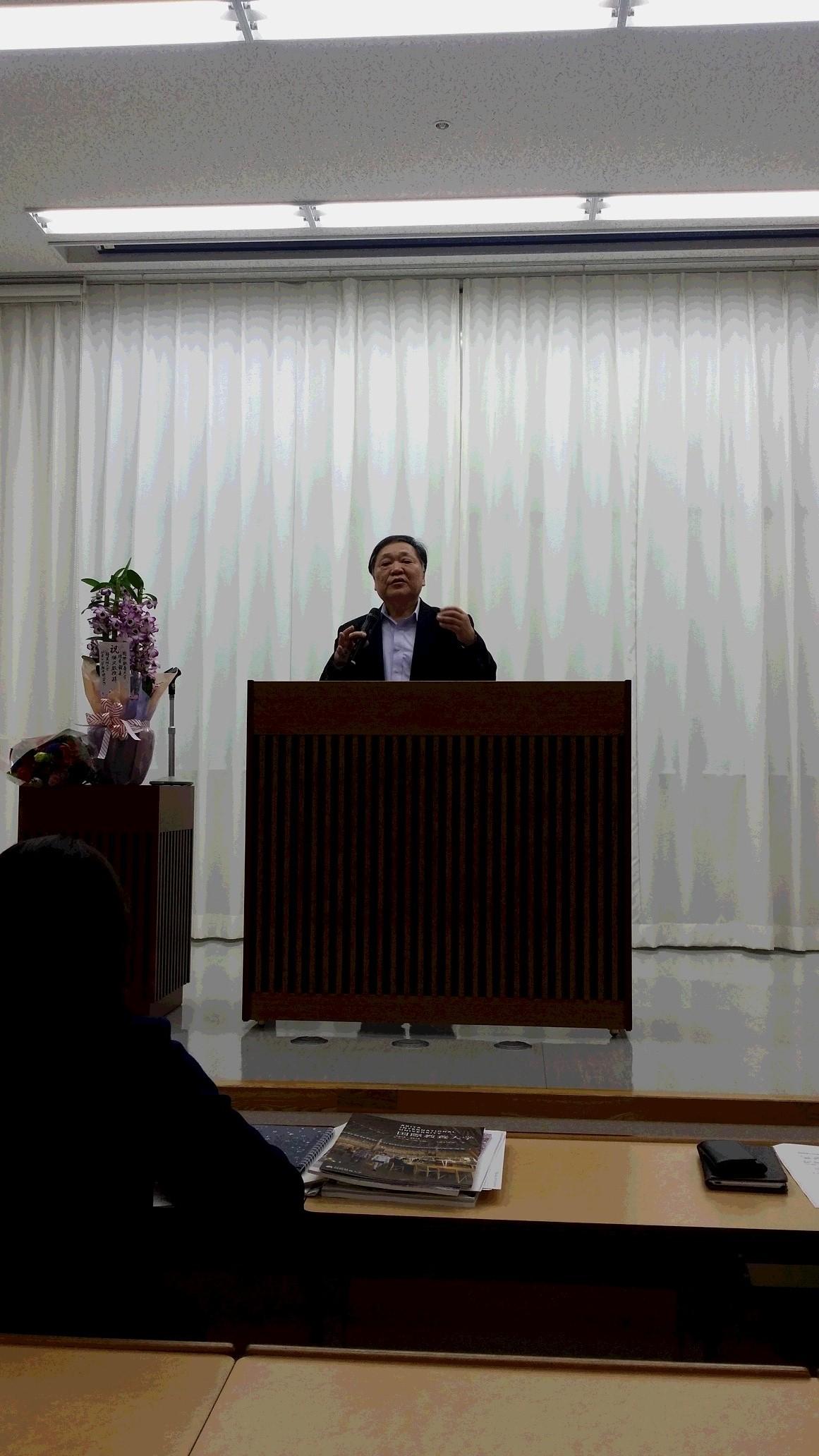 勝又先生 国際教養大学公開講演会_d0005807_10144585.jpg