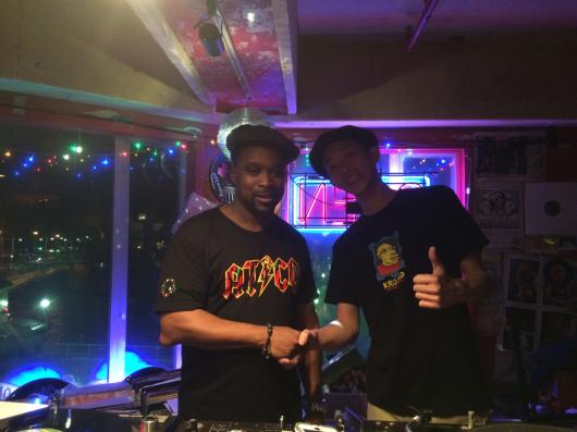 DJ Spinnaも矢部直さん&JxJxは素晴らしい👏👏👏_d0106911_11084272.jpg