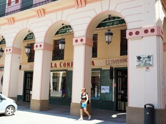 スペインで一番古くて美しい店 _c0213220_7145731.jpg