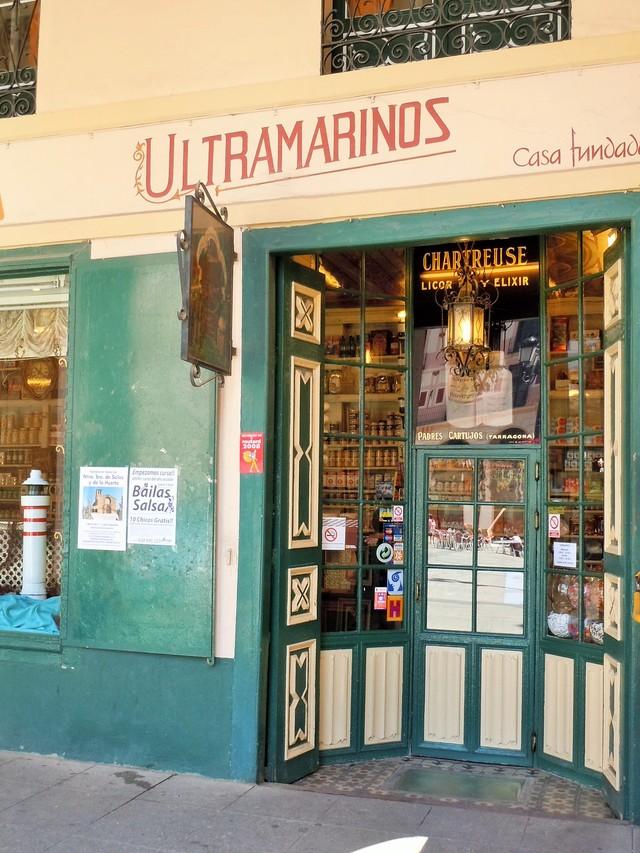 スペインで一番古くて美しい店 _c0213220_716639.jpg