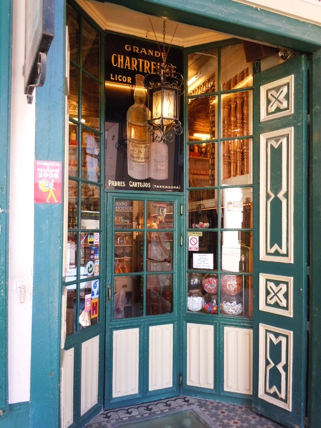 スペインで一番古くて美しい店 _c0213220_718322.jpg