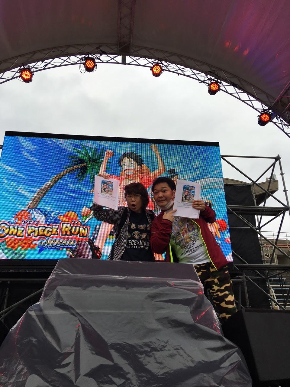 ONE PIECE RUN in 沖縄2016_a0163623_01152093.jpg