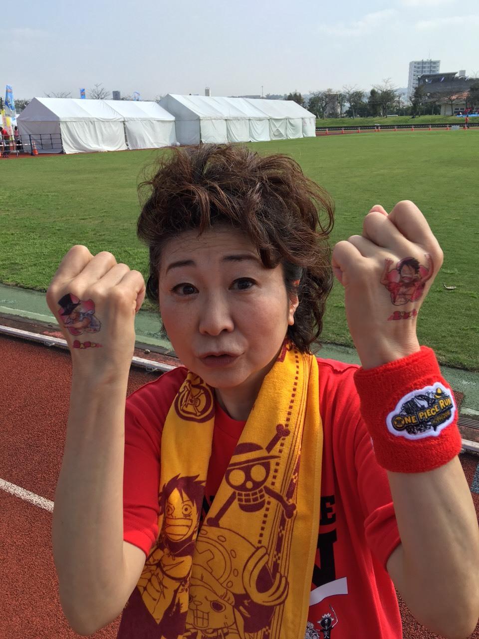 ONE PIECE RUN in 沖縄2016_a0163623_21122536.jpg