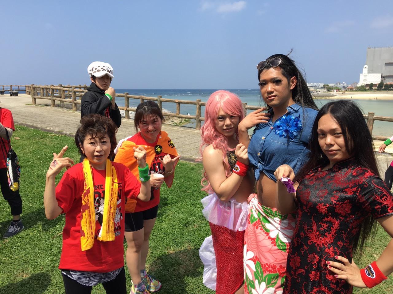 ONE PIECE RUN in 沖縄2016_a0163623_21123482.jpg