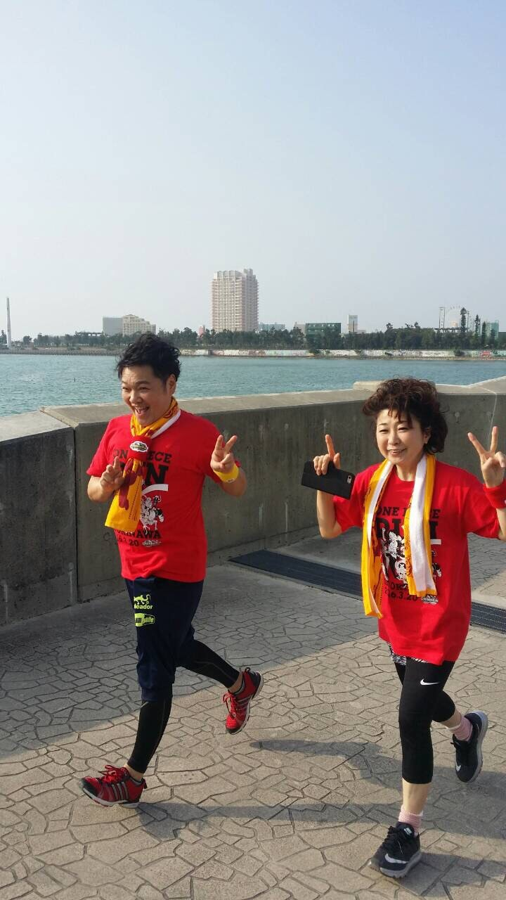 ONE PIECE RUN in 沖縄2016_a0163623_21143507.jpg