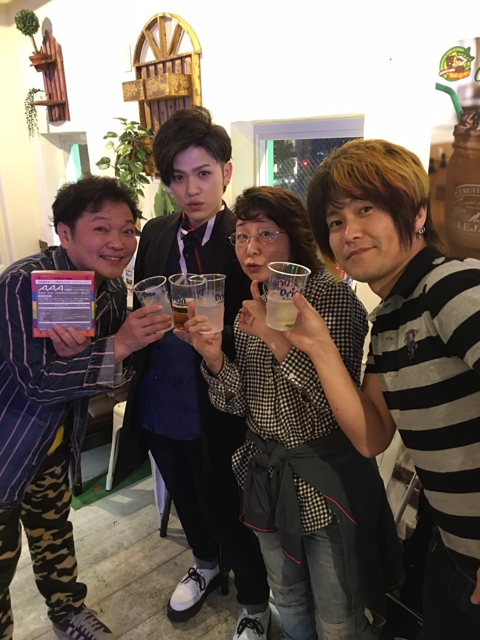 ONE PIECE RUN in 沖縄2016_a0163623_21154561.jpg