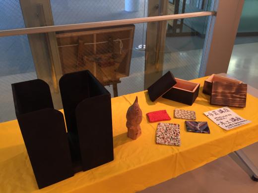 『工房あんと絵画・造形教室作品展』 始まりました。_b0262124_03225661.jpg