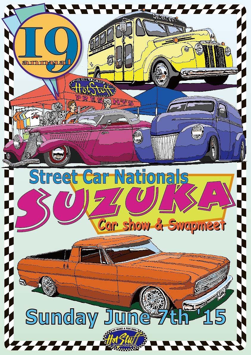 Street Car Nationals  SUZUKA_d0171835_13155622.jpg