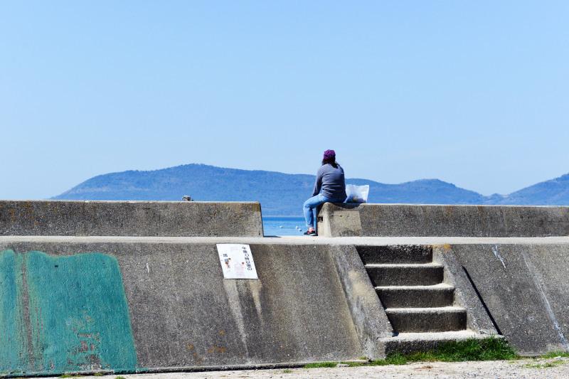 家内の好きだった風景 (浦生海岸)_d0246136_18502171.jpg