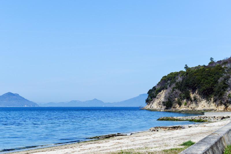 家内の好きだった風景 (浦生海岸)_d0246136_18515885.jpg